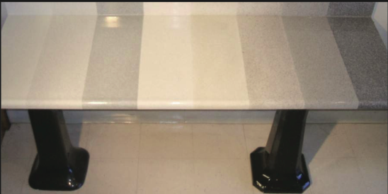 Multi-Spec Finishes For Vanity & Kitchen Counters